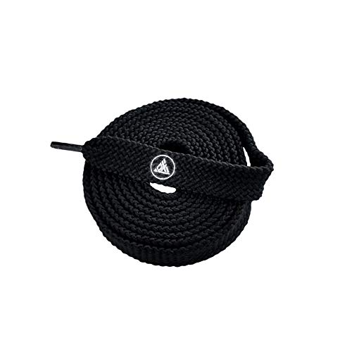 (Exodus Logo Shoelace Belt (Black/White))