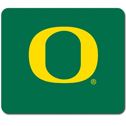 NCAA Oregon Ducks Neoprene Mouse Pad
