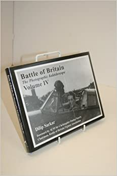 Book Battle of Britain: v. 4: The Photographic Kaleidoscope