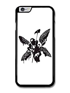 "Wholesale diy case Accessories Linkin Park Hybrid Theory Album Black and White case for iPhone 6 Plus (5.5"")"