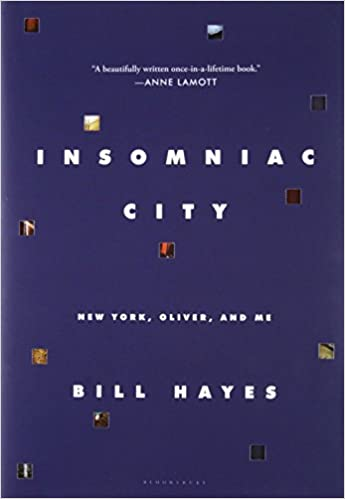Insomniac City: New York, Oliver, and Me, Hayes, Bill