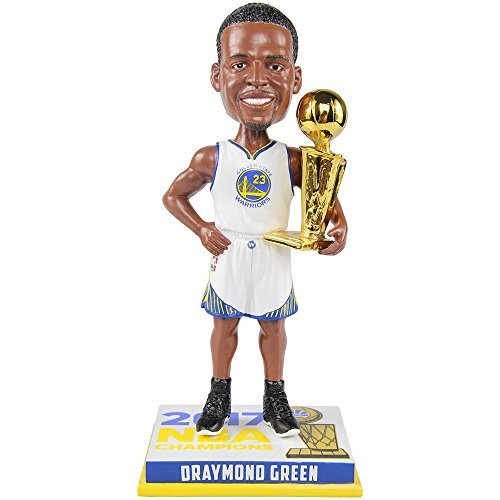 "FOCO Golden State Warriors Green D. #23 2017 NBA Champions 8"" Bobble"