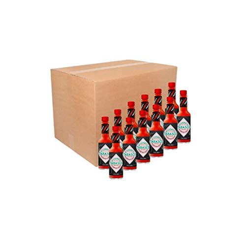 CASE OF 144 X TABASCO® ORIGINAL RED MINIATURES
