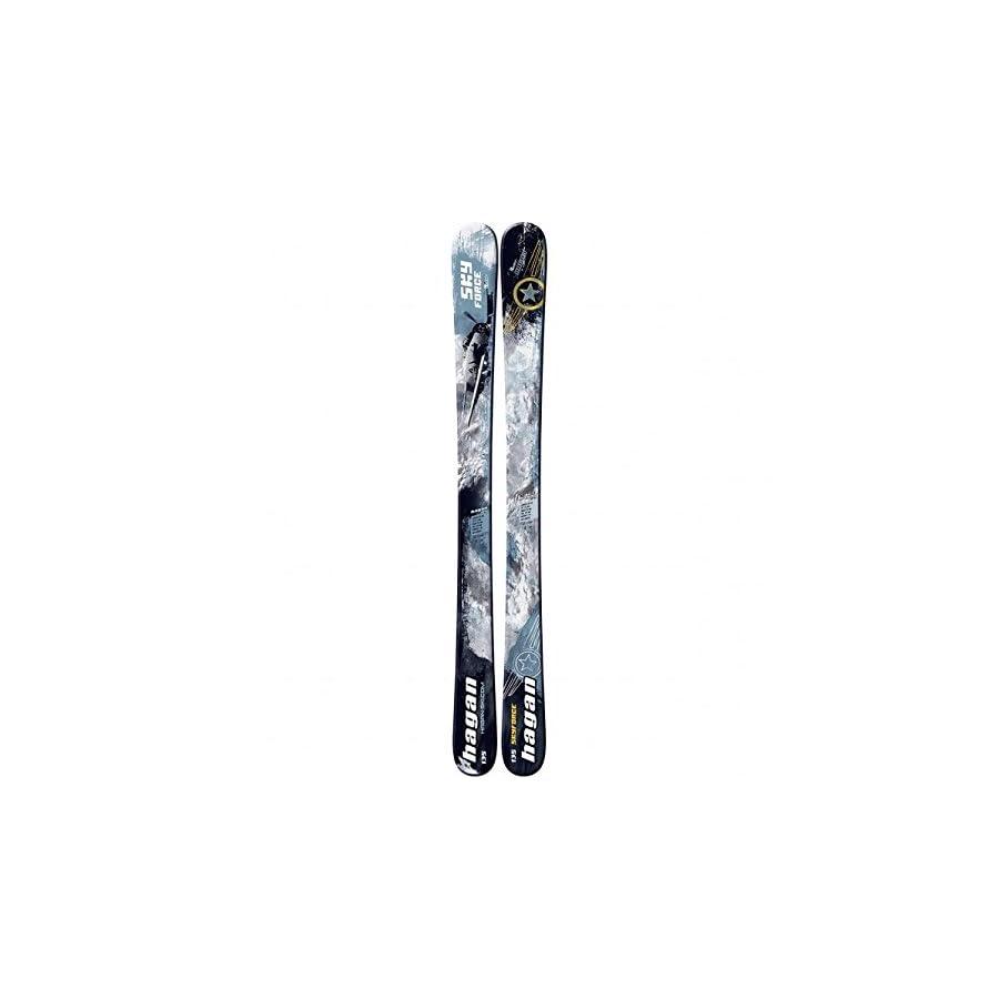 Hagan Ski Mountaineering Skyforce JR Youth Alpine Touring Ski, 125cm