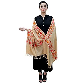 0aaf92010aa Matelco Women s Pashmina Stole (AD002ARBR23 Multicolour Free Size)   Amazon.in  Clothing   Accessories