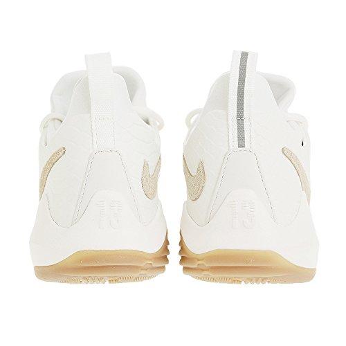 Nike Heren Pg 1 Ep, Ivoor / Havermoutgom Lichtbruin, 8,5 M Ons