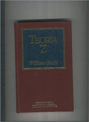 libro teoria z william ouchi