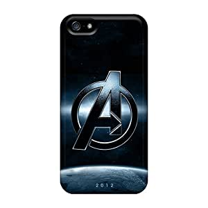 Iphone5 iphone 5s iphone 5 Scratch-proof phone case skin pattern Series The Avengers 2012