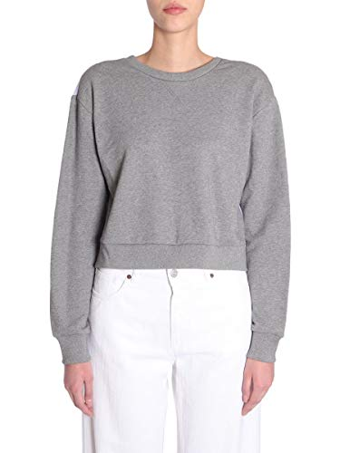 3.1 Phillip Lim  Women's S1821854lwfgr045 Grey Cotton Sweater
