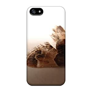 Awesome Design Lonely Butterfly Hard Case Cover For Iphone 5/5s
