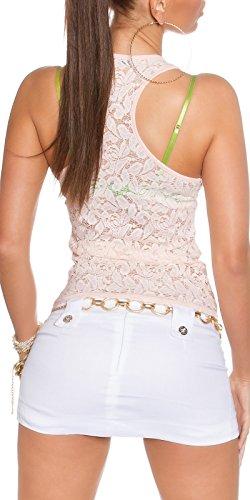 Koucla - Camisas - para mujer rosa claro