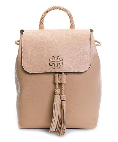(Tory Burch Taylor Leather Backpack (Devon)