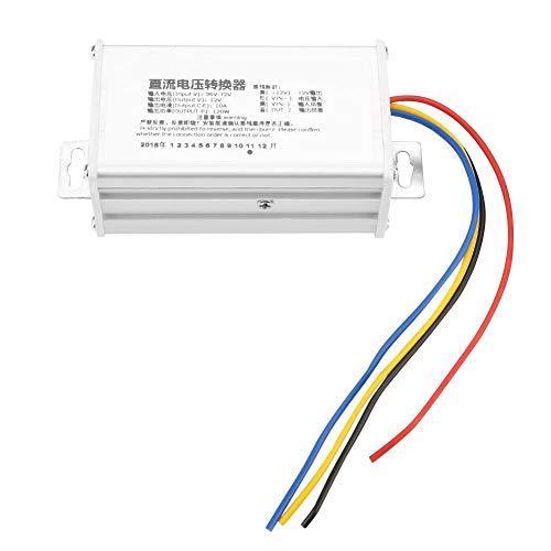 Step Down DC Converter 36V-72V to 12V 4 Wires Power Supply Module Buck Converter