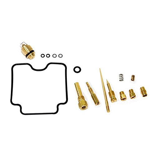 Outlaw Racing OR2750 ATV Carburetor Carb Rebuild Repair Kit YFM400 Kodiak 2000-2004 Outlaw Racing Products