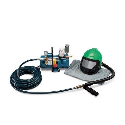 (Supplied Air Pump Package, 1 PPL, 3/4 HP)