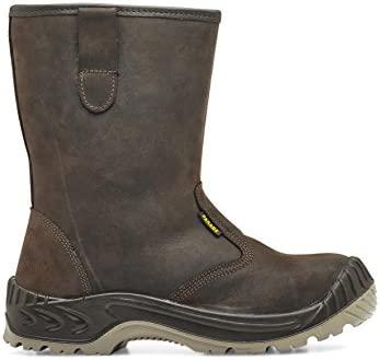 Parade 07 nordik28 45 botas de seguridad marrón, Marrón ...