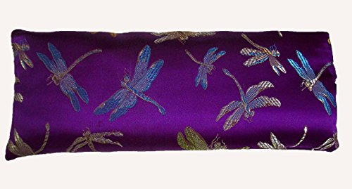 Flaxseed Pillow Lavender Matching Cover product image