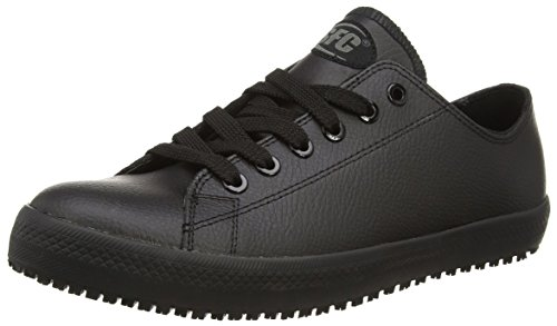 Shoes For Crews Herren Old School Low Rider Ii Arbeits-Und Schuhe, Schwarz (Black), 38 EU / 5 UK
