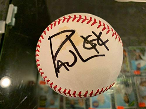 - Fall Out Boy Rock Band Los Angeles Dodgers Spcala Signed Baseball Auth - JSA Certified - Autographed Baseballs
