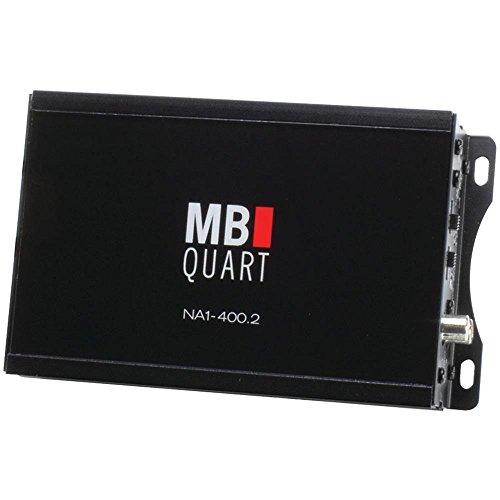 MBQUART NA1400.2 400W 2 Channel NA Series Full Range Class D Marine Amplifier