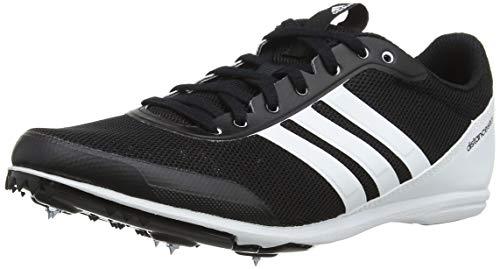 adidas Distancestar W, Zapatillas de Atletismo para Mujer Multicolor (Cblack/Ftwwht/Ftwwht Aq0217)