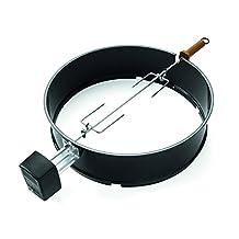 Weber 2290 22-1/2-Inch Charcoal Kettle Rotisserie