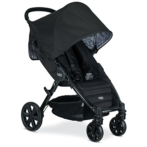 Image of the Britax Pathway Stroller, Sketch