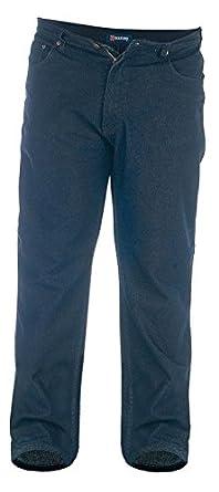 Rockford Jeans - Herren Jeanshose Baumwolle Reich Bequeme Passform - Schwarz,  W64 L32