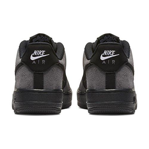 Nike Air Force 1 (gs) Grigio Scuro / Nero-bianco-nero