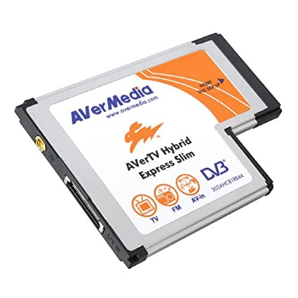 Aver Media - Tarjeta de TV Externa AverTV Hybrid Express Slim ...