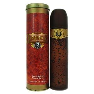 Cuba Gold By Cuba For Men. Eau De Toilette Spray 3.3 Ounces by Cuba