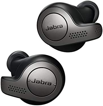 Jabra Enabled Wireless Earbuds Charging product image