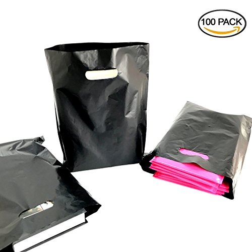 sesco-12x15-high-density-extra-thick-plastic-merchandise-package-bagsblack100-pack