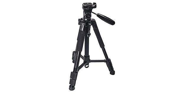 Trípode Trípode para cámara réflex profesional 160 cm: Amazon.es ...