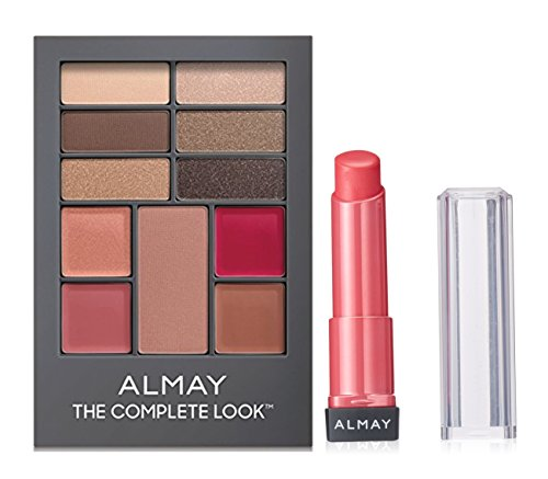 Almay Smart Shade Butter Kiss Lipstick  and The Complete Loo