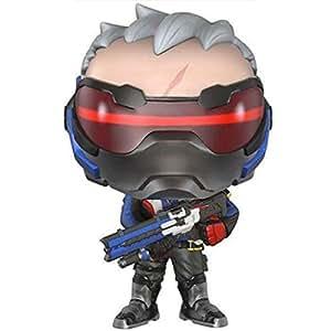 Overwatch SOLDIER 76 model figure