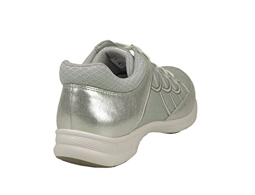 Sport Ghiaccio 43 350 Gabor Grau Argento Grigio Sneaker Donne 64 xqZwRgZA4