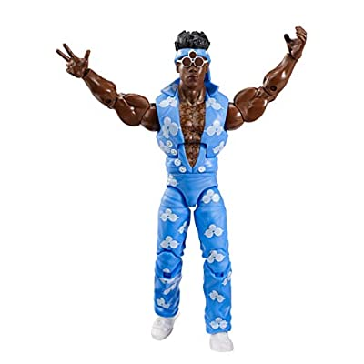 WWE Velveteen Dream Elite Collection Action Figure: Toys & Games