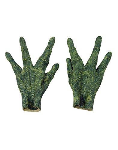 Forum Novelties 81399 Alien Hand, Multi, Adult One -
