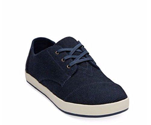 l Sneaker, Size: 8 D(M) US, Color: Navy Microstripe Wool ()