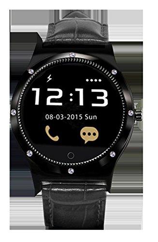Swiss-Pro 280113 - Reloj inteligente, color negro: Amazon.es ...