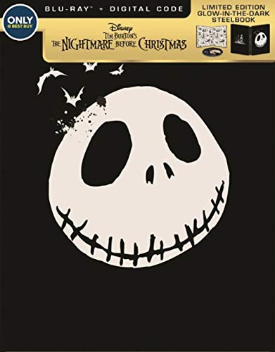 Amazon com: The Nightmare Before Christmas 25th Anniversary Edition