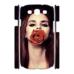 Personalized High Quality Cell Phone Case for Samsung Galaxy S3 I9300 - Lana Del Rey Phone Case