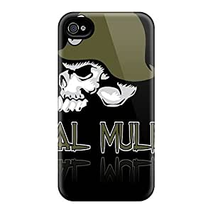 Ipod Touch 5 Bumper Covers For Metal Mulisha Accessories