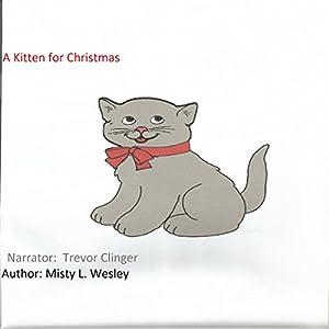 A Kitten for Christmas Audiobook