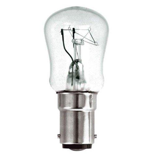 Pygmy 15W SBC B15 Small Bayonet Cap Clear Light Bulb FREE P/&P PACK OF 10