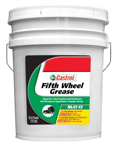 Castrol 55527 Fifth Wheel Grease - 35 lb.