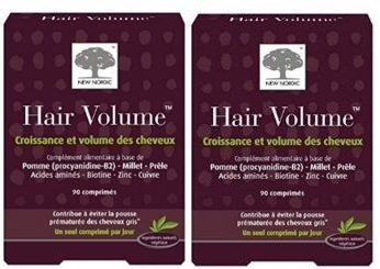 Haar volumen tabletten