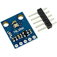 10pcs TSL2561 Light Intensity Luminosity Sensor Module from Optimus Electric