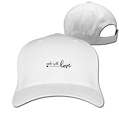 May Valentine's Day Love Baseball Caps 90s Comfortable Polo Style Hat For Unisex